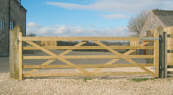 Country Gates